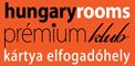 Hungaryrooms Prémium Kártya elfogadóhely